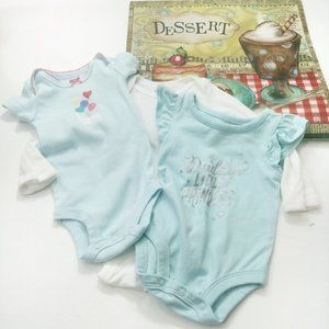 Newborn Onesie Bundle 3 Total